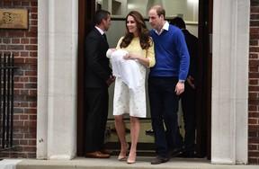 Kate Middleton e príncipe William (Foto: AFP)