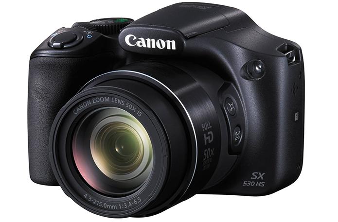 Zoom mais potente, além de suporte a redes sem fio tornam SX530HS opção interessante (Foto: Divulgação/Canon)