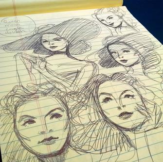 O Doodle de Hedy Lamarr é uma criação de Jennifer Hom (Foto: Divulgação/Google) (Foto: O Doodle de Hedy Lamarr é uma criação de Jennifer Hom (Foto: Divulgação/Google))