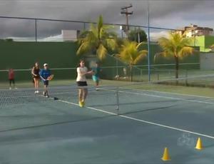 Torneio de Tênis Porto Velho (Foto: Reprodução)