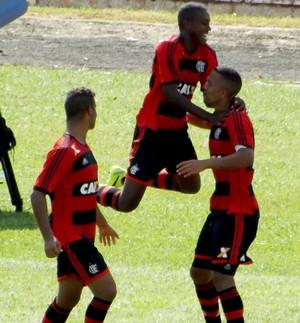 Flamengo x Santo André Copa São Paulo (Foto: Sérgio Pais)