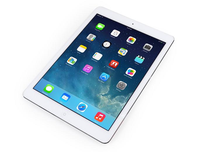iPad Air 2 tem melhor desempenho (Foto: Divulgação)