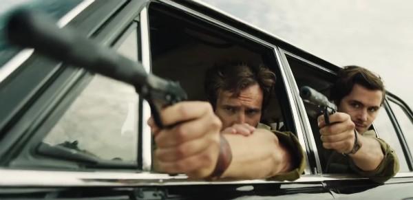 Uma cena de 7 Days in Entebbe, novo filme do diretor José Padilha (Foto: Reprodução)