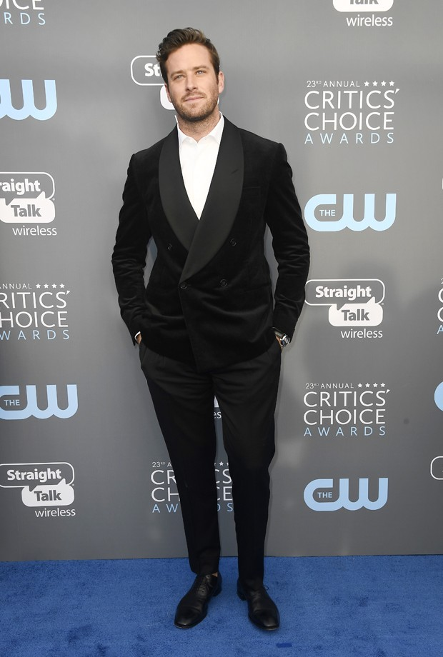 ArmieHammer (Foto: Getty Images)