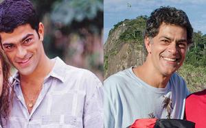 Eduardo Moscovis - Antes e depois