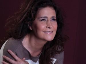 Cantora Joanna faz show no Clube Campestre (Foto: Divulgação)