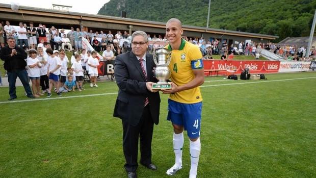 Doria seleção sub-20 Brasil (Foto: Divulgação)