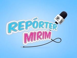 Repórter Mirim da TV Asa Branca (Foto: Divulgação/ TV Asa Branca)