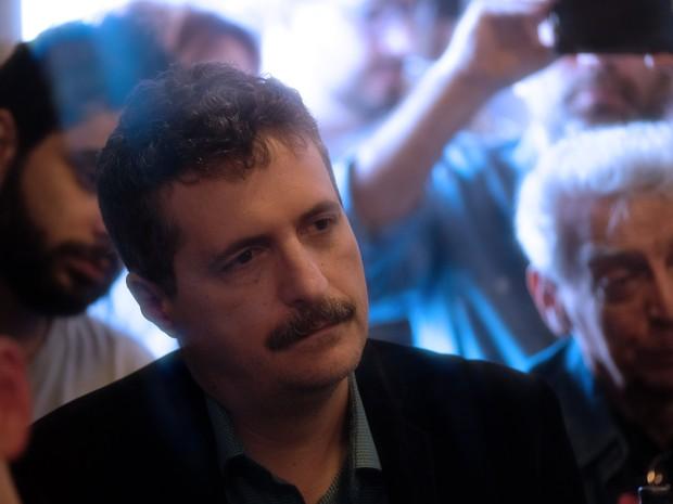 Cineasta Kleber Mendonça Filho fala sobre a expectativa pela estreia de Aquarius (Foto: Edison Vara/Pressphoto)