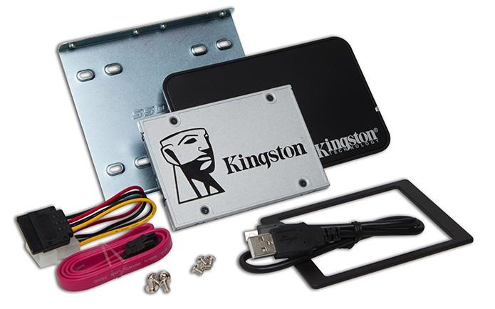 Novos SSD da Kingston têm mais desempenho com preço do ano passado (Crédito: Divulgação/Kingston)