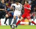 """Substituto de Gerrard, Lucas Leiva """"não tem claro o futuro"""" no Liverpool"""