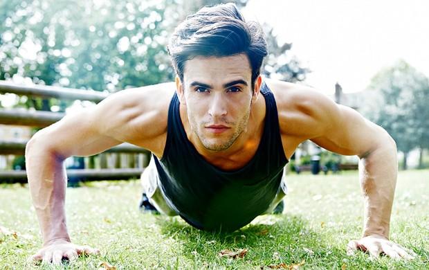 Homem exercício euatleta (Foto: Getty Images)