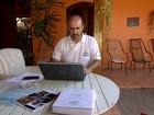 Empresário cria software para hotéis que guarda informações na nuvem