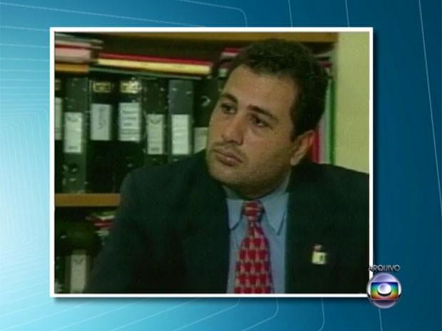 Manoel Mattos foi morto na Paraíba, em 2009 (Foto: Reprodução / TV Globo)