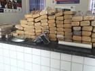 Homem é preso com cerca de 100 kg de entorpecentes em São Luís