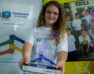 Ana Luiza Hartmann  (Foto: Divulgação/RPCTV)