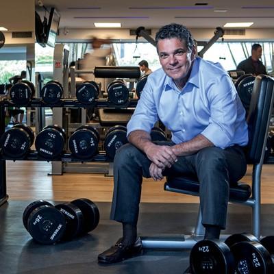 """Edgard Corona, fundador da Bio Ritmo e da Smart Fit: """"As margens no Brasil são muito altas"""" (Foto: Fabiano Accorsi)"""