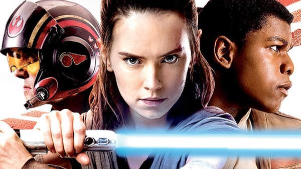 Poe, Rey e Finn compõem a trinca de heróis da nova trilogia (Foto: Divulgação)