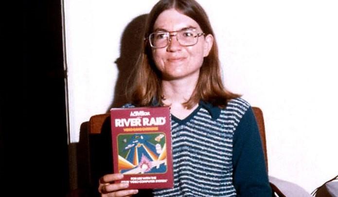 Carol Shaw é criadora de River Raid (Foto: Reprodução / VintageComputing.com)