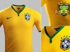 Confira as camisas das seleções da Copa 2014 e vote na mais estilosa