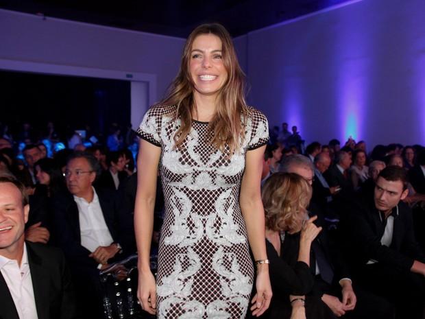 Daniella Cicarelli em premiação em São Paulo (Foto: Marcos Ribas/ Foto Rio News)