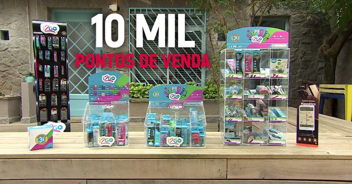 Sócios lançam negócio milionário de revenda de acessórios para celular