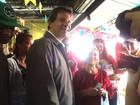 'Nem quando ganhei fui bem', diz Haddad sobre pesquisas eleitorais