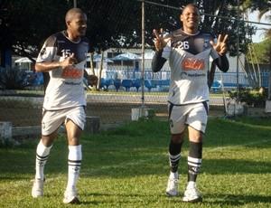Emílio (esquerda) e Walter  (Foto: Deysiane Gagno/Rio Branco AC)