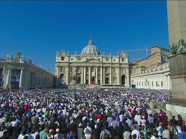 GNews - Vaticano (Foto: Reprodução GloboNews)