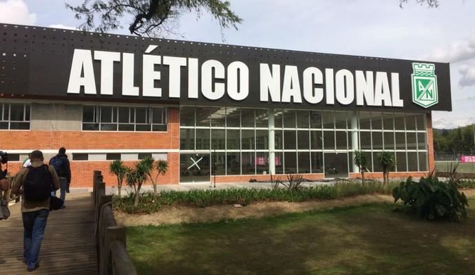 CT do Atlético Nacional, da Colômbia (Foto: Mauricio Oliveira)