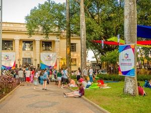 As ruas do entorno da Praça Frei Baraúna serão interditadas neste sábado (27). (Foto: Divulgação/Prefeitura de Sorocaba)