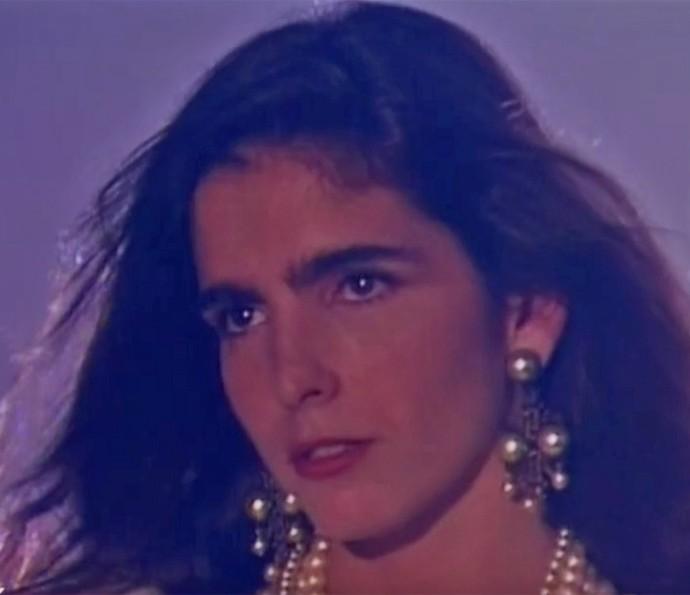 Malu Model relembra Duda de 'Top Model' (Foto: Vídeo Show / TV Globo)