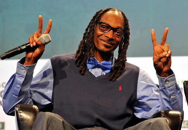 Snoop Dogg (Foto: Steve Jennings)