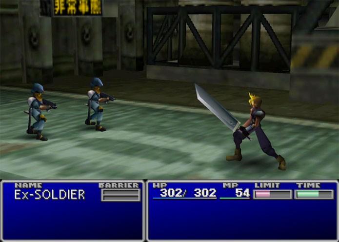 Final Fantasy 7 na PSN (Foto: Divulgação/Square Enix)
