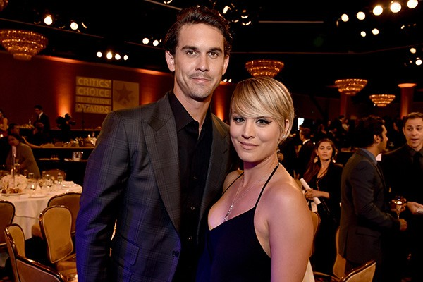 Kaley Cuoco e Ryan Sweeting (Foto: Getty Images)