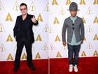 U2 e Pharrell disputam o Oscar; lembre popstars que já ganharam