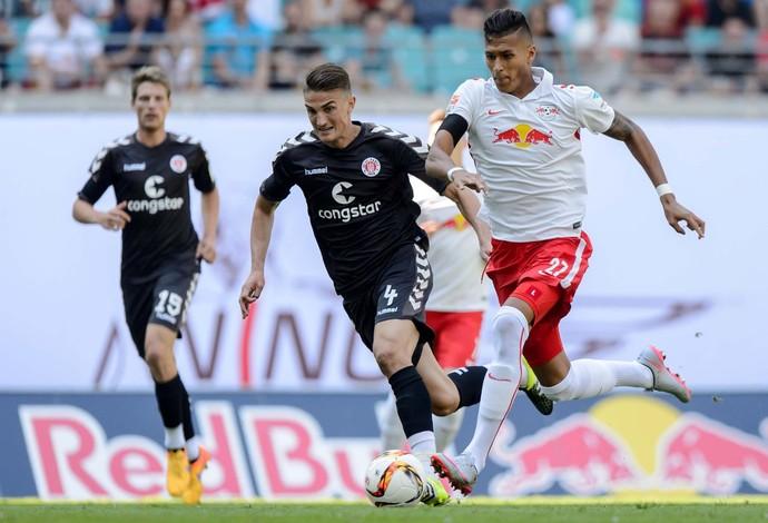 Davie Selke RB Leipzig (Foto: Divulgação)