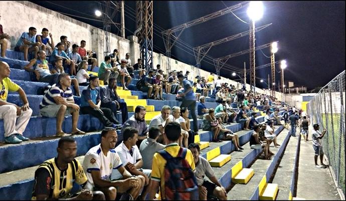 Boa presença do público tem sido outra atração da Copa (Foto: Copa José Maria Melo/Divulgação)