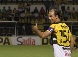 Paulo Baier 150 jogos (Foto: Fernando Ribeiro/Criciúma EC)