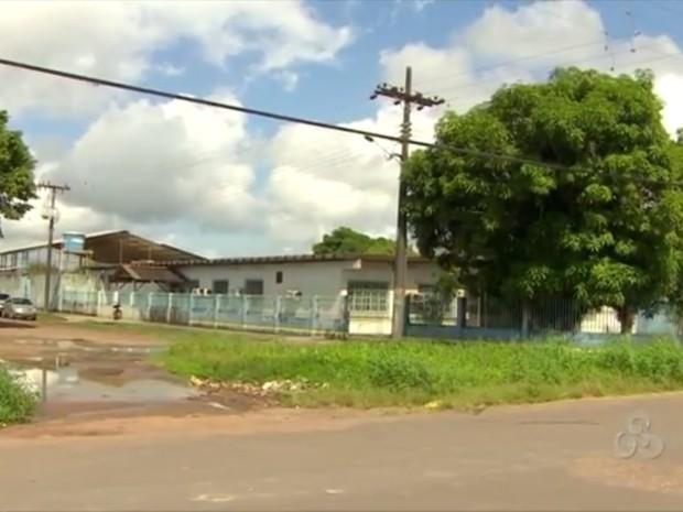 Adolscentes fugiram do Centro de Internação Provisória (CIP)  (Foto: Reprodução/Rede Amazônica)