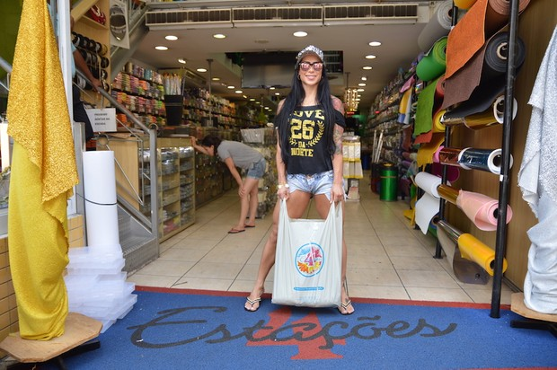Fabi Frota  (Foto: Adilson Marques / 4 Estações Divulgação)