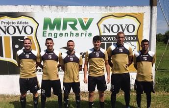 Em busca de sucesso no futebol do MS, seis ex-PPFC apostam na amizade