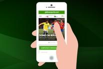 Baixe o app do GloboEsporte.com (Editoria de arte)