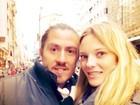 Top Fabiana Semprebom se casa com tenista argentino