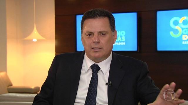 Polícia Federal faz buscas em endereços do ex-governador de Goiás Marconi Perillo