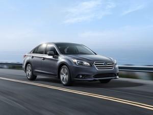 Subaru Legacy (Foto: Divulgação)