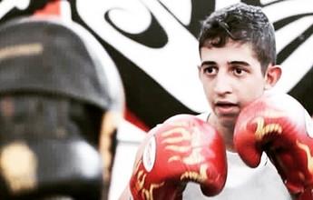 Pupilo de ex-BBB na canoagem quer lutar boxe contra atleta convencional
