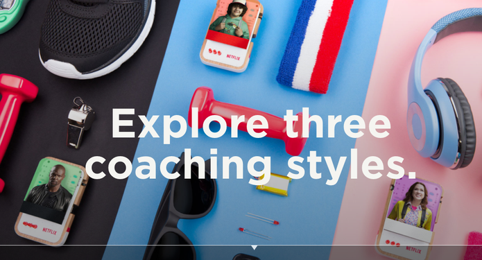 Make It é o Personal Trainer portátil da Netflix (Foto: Reprodução/Netflix)