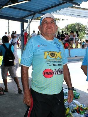Luis Carlos (Foto: Adeilson Albuquerque/GLOBOESPORTE.COM)