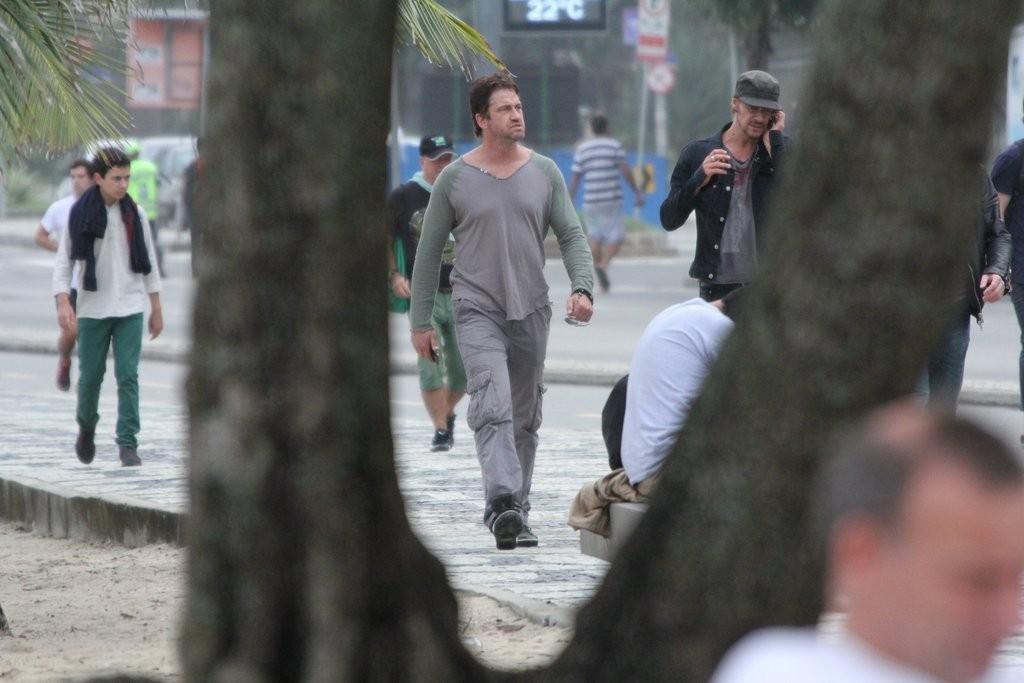 Gerard Butler (Foto: Rodrigo dos Anjos/AgNews)